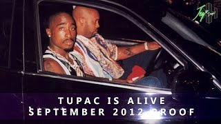 """""""NEW 2012"""""""" 2PAC IS ALIVE SEPTEMBER 2012 PROOF"