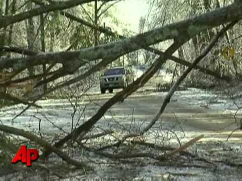 Many Still Powerless After New England Ice Storm