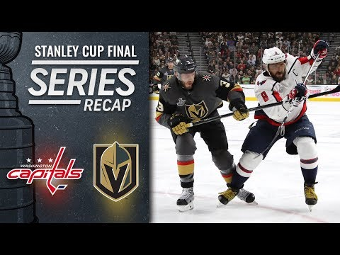 Capitals down Golden Knights to win Stanley Cup