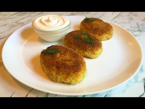 Котлеты из ЦВЕТНОЙ КАПУСТЫ/Капустные Котлеты/Cauliflower Cutlet Recipe/Простой Рецепт(Очень Вкусно)