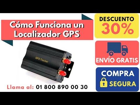 Como Funciona El Localizador GPS Tracker?