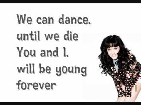 Katy Perry-teenage Dream (hq Full Song + Lyrics) video