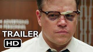 Suburbicon Official Trailer #1 (2017) Matt Damon, Oscar Isaac Crime Comedy HD