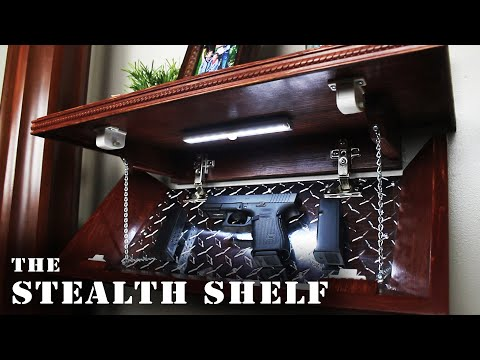 "DIY ""Stealth Shelf"" Walk-Through & Special Features"