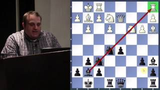 Robert Byrne vs. Bobby Fischer | 1964 U.S. Champs - GM Ben Finegold