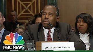 Ben Carson: Can