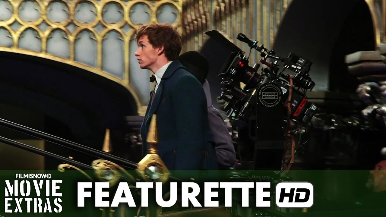 Fantastic Beasts and Where to Find Them (2016) Featurette - Behind the Scenes
