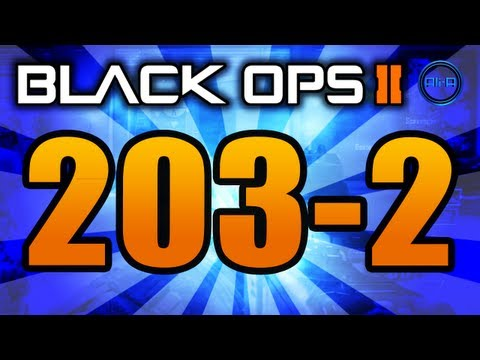 BLACK OPS 2: 203-2 Gameplay - 200+ KILLS! - Call of Duty BO2 Multiplayer Gameplay