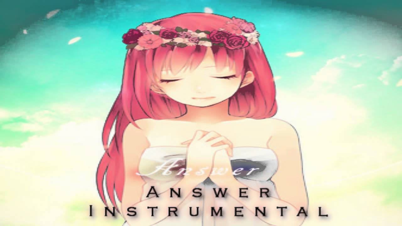 Vocaloid Luka Answer Answer- Megurine Luka
