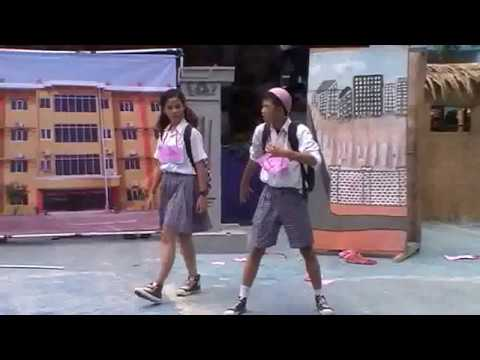 Pensi SMPN 51 Bandung Kabaret 91 2015