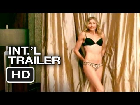 Gambit Official International Trailer (2012) – Colin Firth, Cameron Diaz Movie HD