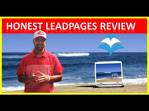 NEW LeadPages Review & Bonus Tutorial