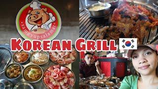 Korean Grill at Samgyupsalamat | Food Bae