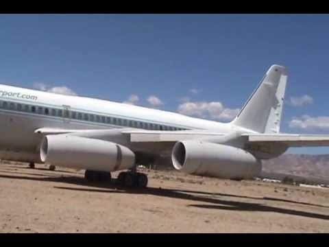 MOJAVE AIRPORT - AIRPLANE GRAVEYARD (extended edition)