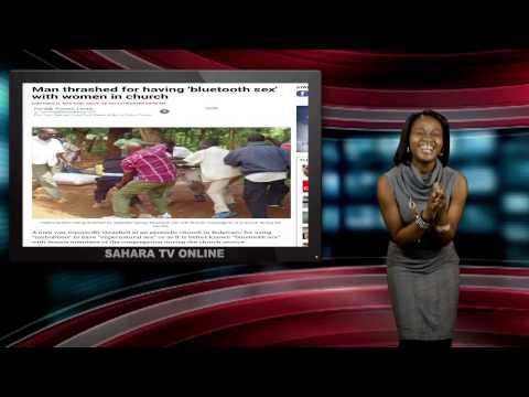 Bluetooth Sex In Zimbabwe - Adeola Fayehun video