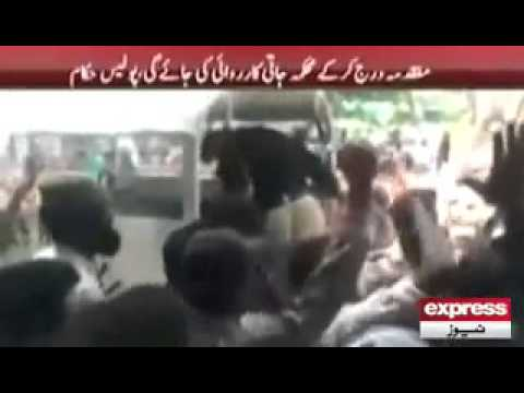 Rangers Arrest Policeman in Karachi
