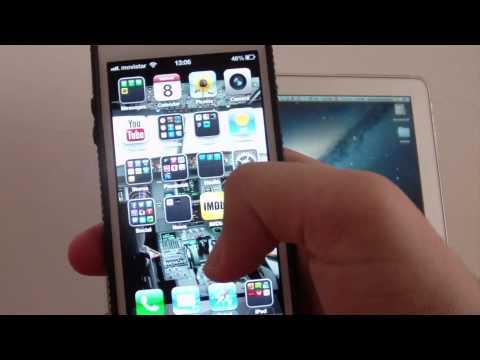 Como resetear formatear reiniciar a fabrica iPhone iOS 6 2013