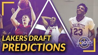 Lakers Podcast: Sorting Out All The Latest 2018 NBA Draft Rumors
