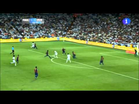 Karim Benzema Vs Barcelona