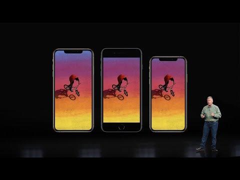 Презентация iPhone Xs Max и Xr за 10 минут!