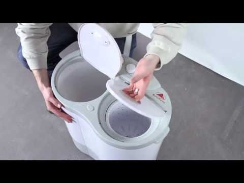 Sunncamp Twin Tub Camping / Caravan Washing Machine