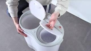Sunncamp Twin Tub Camping / Caravan Washing Machine