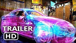 """BLACK PANTHER """"A Car From The Future"""" Official Clip (2018) Superhero Marvel Movie HD"""