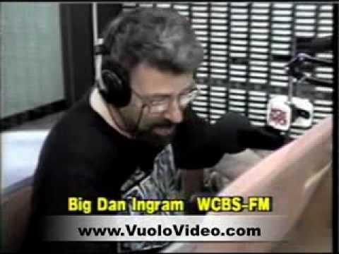 Dan Ingram WCBS FM New York Radio 1992