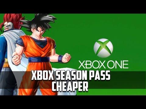Dragon Ball Xenoverse Season Pass Cheaper on Xbox