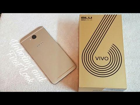 Blu vivo 6 user manual