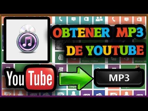 Youmusic | Extraer mp3 de youtube a tu Windows Phone 8