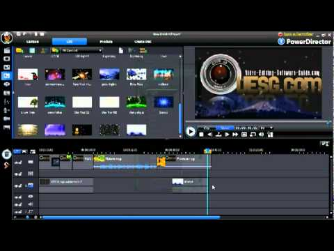 CyberLink PowerDirector 8 Ultra Review & What's New