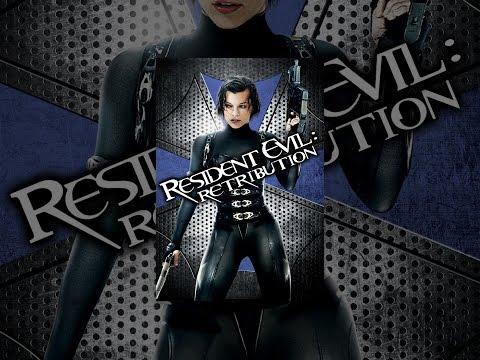 Resident Evil: Retribution video