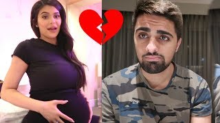 MY CRUSH IS PREGNANT... *KYLIE JENNER*