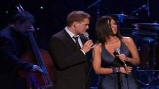 Michael Buble Video - You'll Never Find Another Love Like Mine Laura Pausini Michael Bublé 04 LouRawls 1976 Gamble & Huff