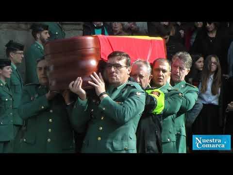 Funeral guardia civil Don Benito