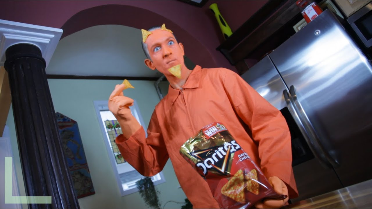Unofficial Doritos Commercial Will Either Give You Nightmares Or Make You Hungry