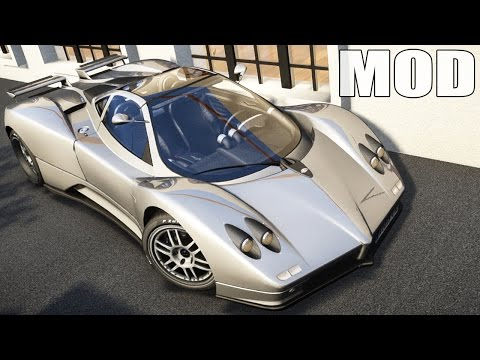 Gta IV San Andreas BETA - Pagani Zonda R 2009 [MOD] for #GTAIV