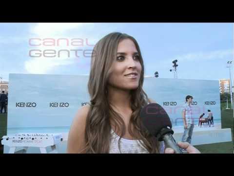 Ana Fernández sonríe gracias al amor