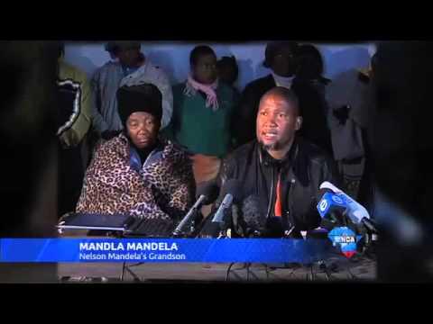Winnie Madikizela-Mandela contests Madibas will