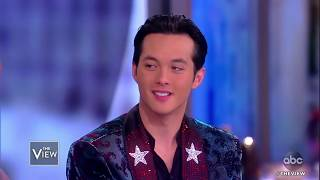 "Laine Hardy Shares His Next Move After ""American Idol"" Win 