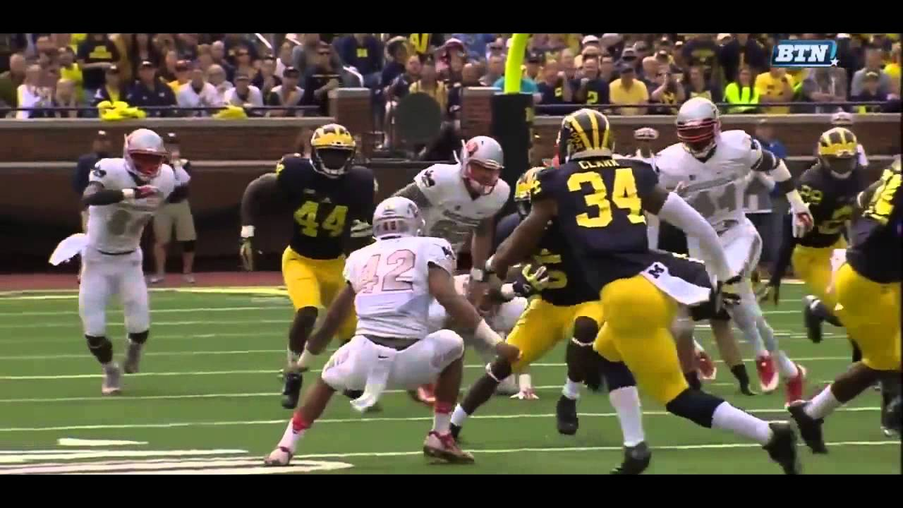 Michigan vs Ohio State 2015 | Michigan Again