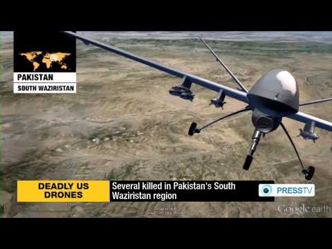 At Least Four People Killed By U.S. Drone Strike In Pakistan