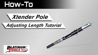 instructions for adjusting length