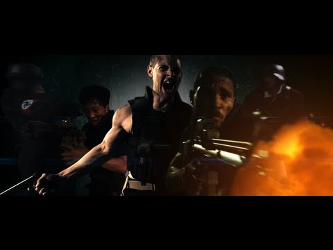 Black Ops 2 Zombies Live-Action Web Series (Teaser Trailer 1 HD)