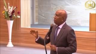 Le ministre Ilyas Moussa Dawaleh répond au député Charmakeh Moussa Arreh 15 11 2018