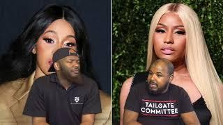 Nicki Minaj Hurt By Cardi B & Quavo, Meek Mill, Mariah Carey's Bi-Polar Disorder & More