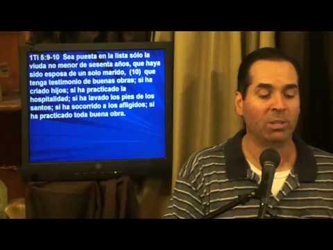 54 1 Timoteo 5 - Ken Zenk - Estudios Biblicos