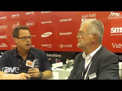 ISE 2014: rAVe's Gary Kayye Interviews COMM-TECH President and CEO Wolfgang Lenz