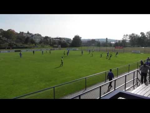 Sestřih branek: FC Hlučín U15 - Baník U15 0:9